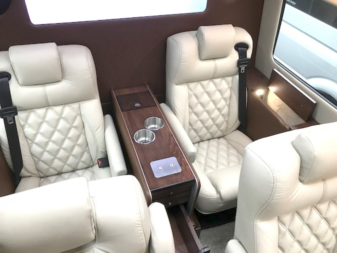 """Photo of Sprinter for sale: 2017 Mercedes-Benz Sprinter 3500 Super Single 25"""" by McSweeney"""