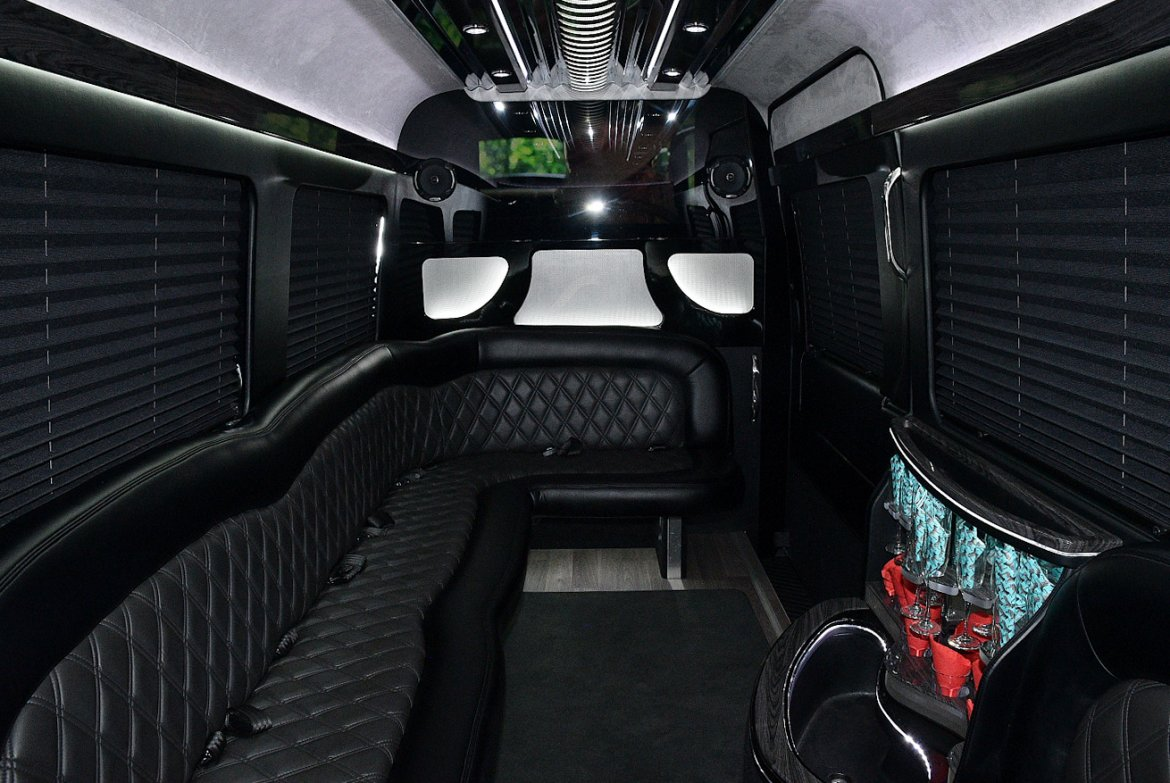 Photo of Sprinter for sale: 2016 Mercedes-Benz Sprinter 3500 by First Class Customs