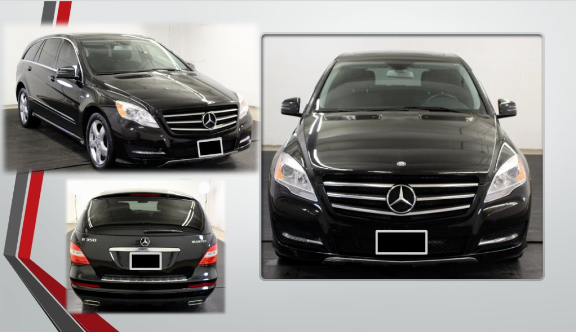 Used 2012 mercedes benz r 350 bluetec for sale ws 10962 for Mercedes benz r350 used for sale