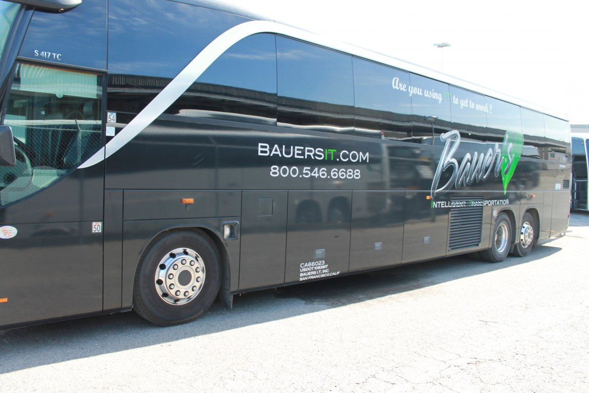 "Motorcoach for sale: 2011 Setra Coach S 417 45"" by Mercedes Benz"