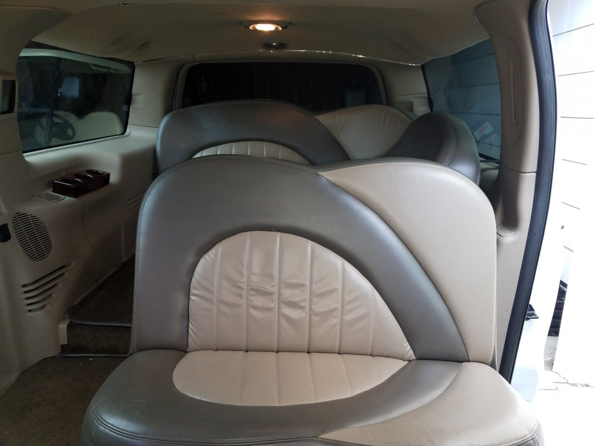 """Photo of Limousine for sale: 2004 Ford EXCURSION 140"""" by Springfield Coach Group"""