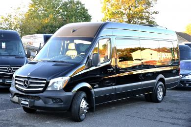 For sale: 2015 Grech Motors Mercedes-Benz Sprinter 3500 Sprinter