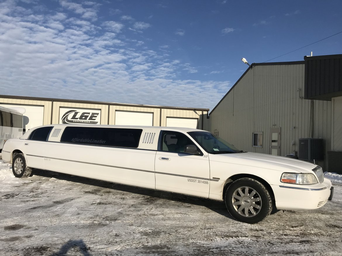 Springfield Lincoln Town Car Limousine A F Ef Large