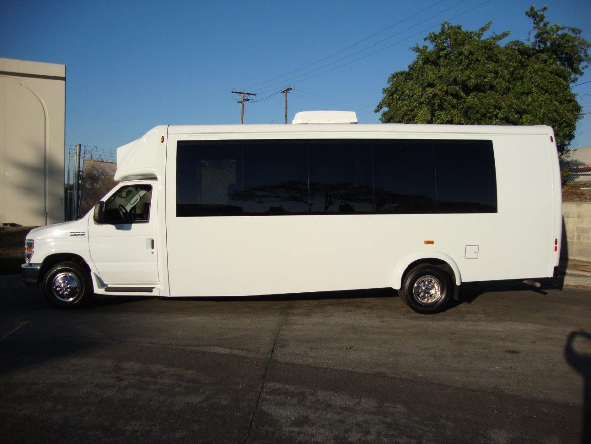 Photo of Shuttle Bus for sale: 2017 Ford E-450 by Embassy