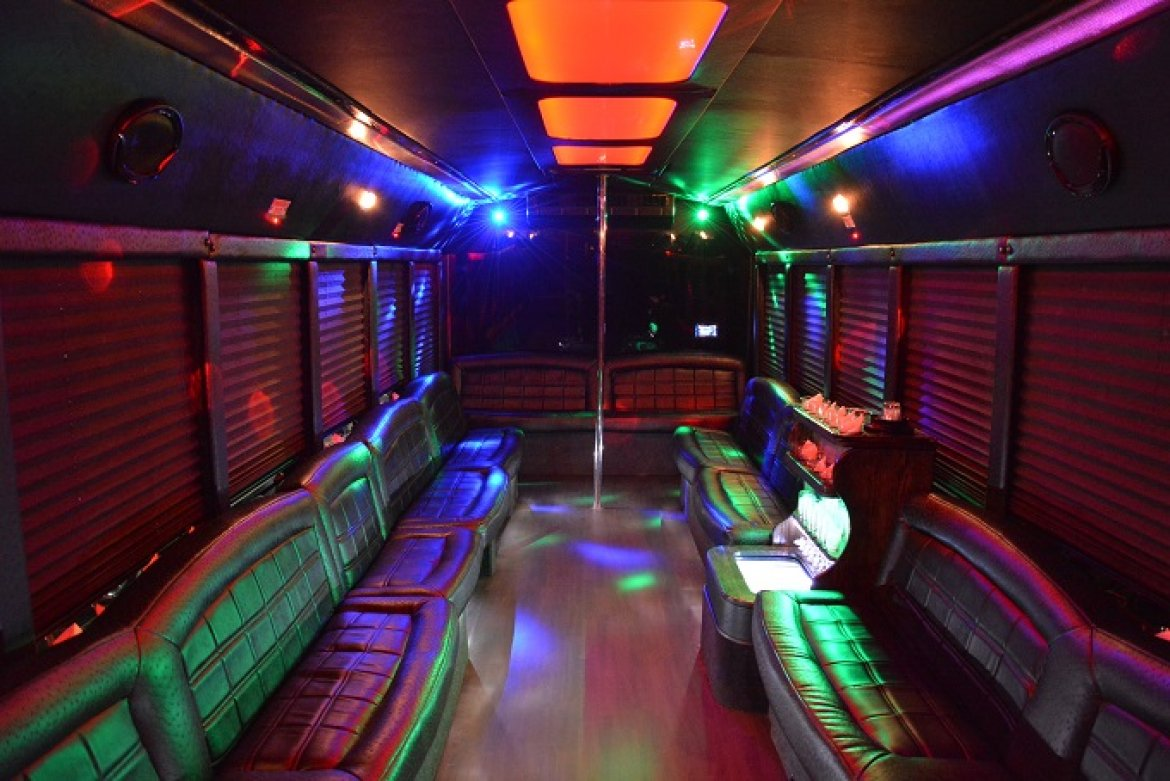 Photo of Limo Bus for sale: 2014 IC Bus Starcraft by Designer Coaches