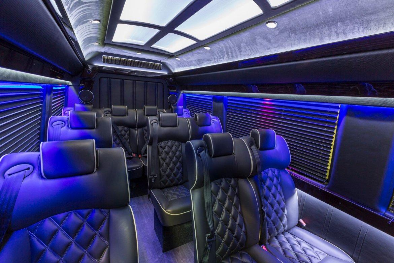 Photo of Sprinter for sale: 2016 Mercedes-Benz Sprinter luxury 3500 by Executive coach builder