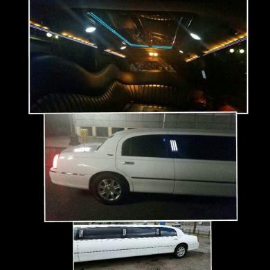 For sale: 2007 Dabryant Licoln Town car Limousine