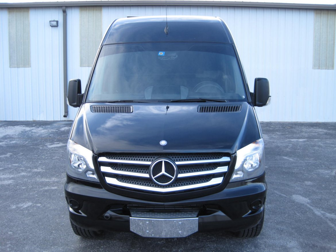 "Photo of Sprinter for sale: 2014 Mercedes-Benz 2500 170"" by Springfield Coach"
