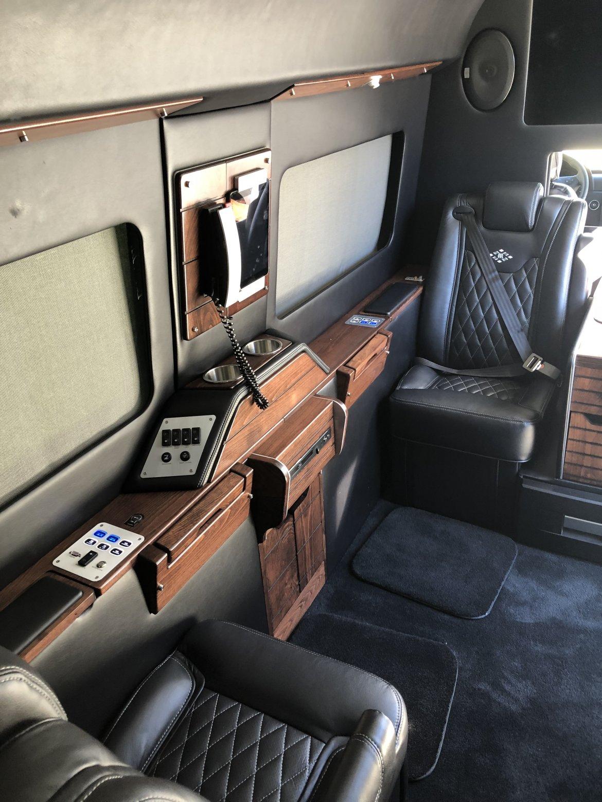 Photo of Van for sale: 2017 Mercedes-Benz 2500 by McSweeney Designs